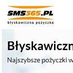 sms365 zrzut strony