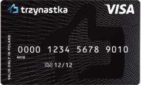 karta pożyczkowa trzynastka