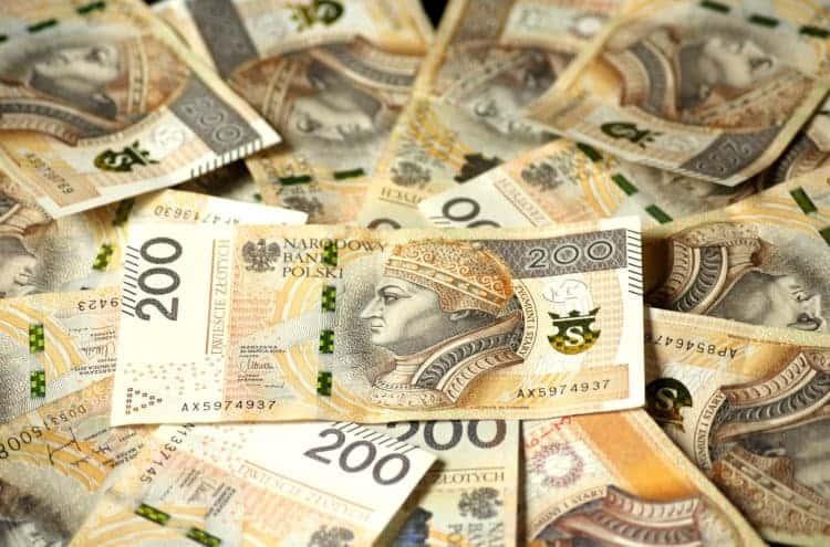 banknoty 200 zl