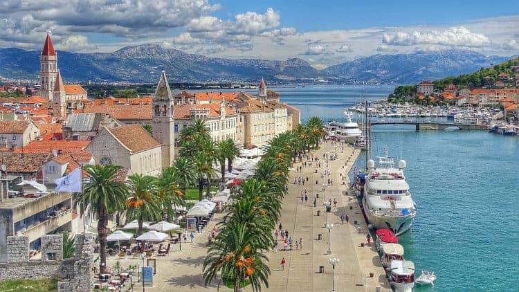 Kurort Marina w Chorwacji